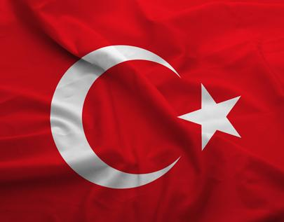 Red Islamic Symbol